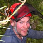 Luke Geddes, one of our tree surgeons in London